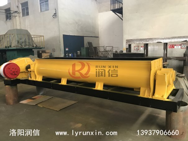 Double Shaft Mixer(clay brick making equipment)